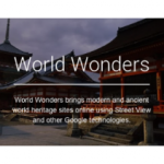 K-12 Brings to like the wonders of the Modern and Ancient world.