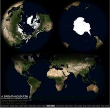 K-12 A visual real-time simulation of world birth/death/co rates.