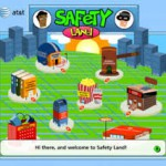 K-6 game that teaches Internet safety